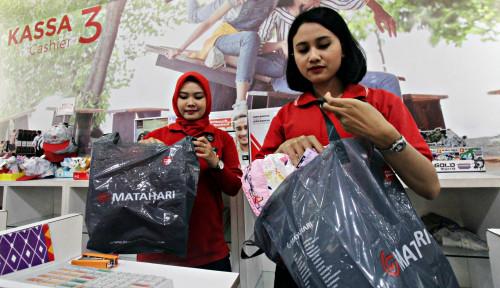 Foto Saham Matahari Jadi Top Losers, Mirae Downgrade Target Harga
