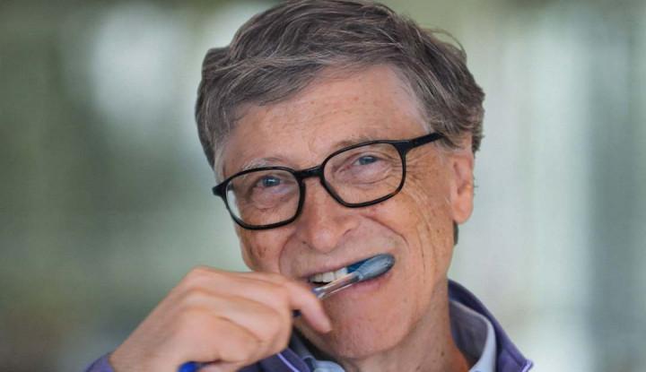 Setelah Microsoft, Bill Gates Yakini Inovasi Teknologi Ini Akan Ubah Dunia - Warta Ekonomi