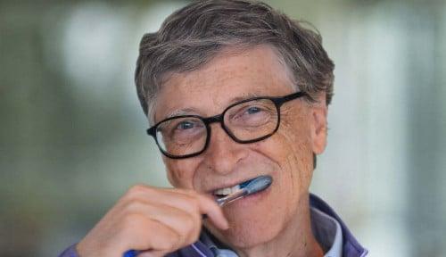 Foto Nakal Sejak Remaja hingga Keluar dari Harvard, Begini Kelakuan Bill Gates di Mata Orangtuanya