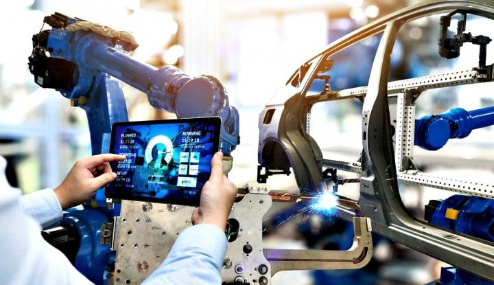 AI, IoT, hingga VR Tingkatkan Produktivitas Industri Nasional - Warta Ekonomi