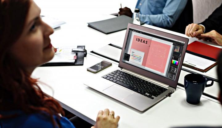 Ngedumel karena Masih ke Kantor? Ternyata Gak Sembarang Perusahaan Bisa Work From Home - Warta Ekonomi