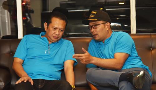 Foto Wah, Ketua DPR Tak Sepaham dengan Sandiaga