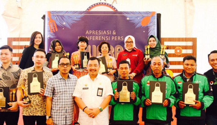 Dukung UMKM Kuliner, Go-Food Kembali Gelar Penghargaan Juara Partner 2019 - Warta Ekonomi