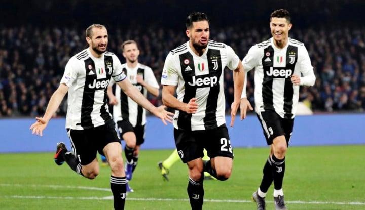 Juventus Dapat Undian Bagus di Liga Champions - Warta Ekonomi