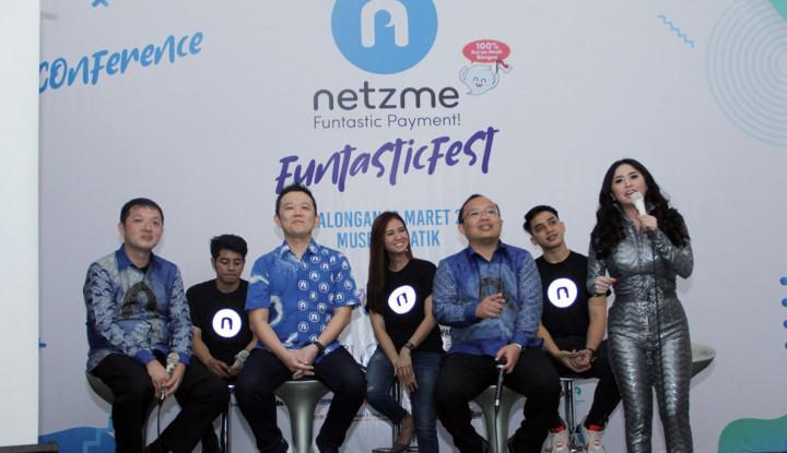 Netzme, Aplikasi Pembayaran dengan Fitur Medsos - Warta Ekonomi