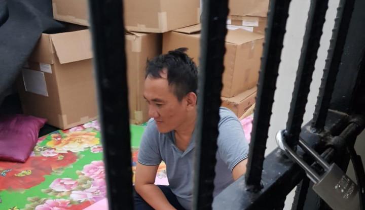Andi Arief Ditangkap Bareng Cewek Cantik? Ini Klarifikasi Polisi... - Warta Ekonomi