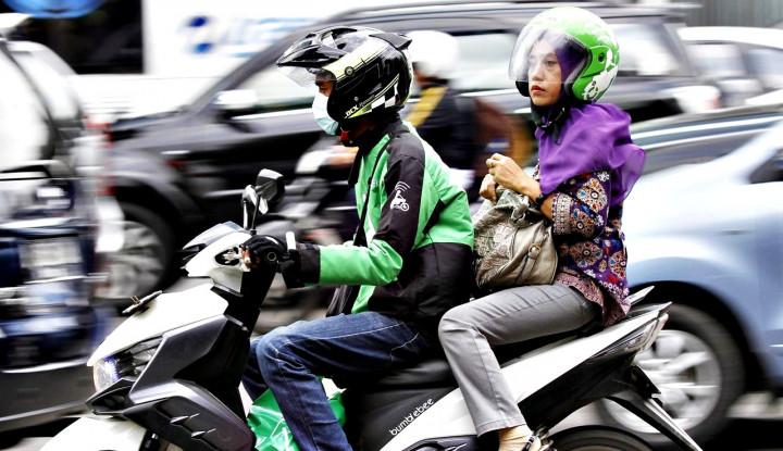 Gencar Promo Ojol, Permenhub 12/2019 Mesti Dikaji Ulang - Warta Ekonomi