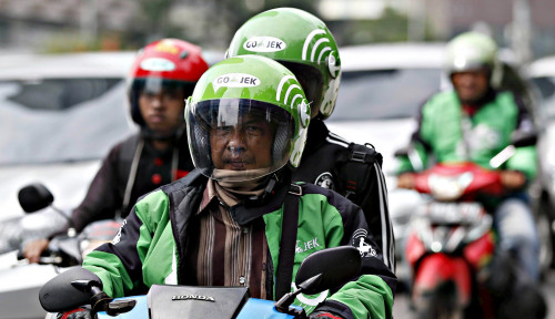 Foto Aplikasi Bonceng Dukung Wacana Pembatasan Diskon Tarif Ojol