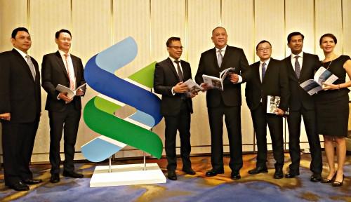 Foto Standard Chartered Cetak Laba Bersih Rp536 Miliar di 2018