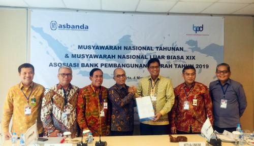 Foto Jadi Ketum Asbanda, Dirut Bank Jateng Siapkan Rencana Ini