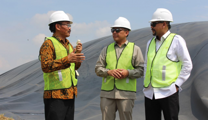 PTPN V Siap Remajakan 28 Ribu Hektare Lahan Petani - Warta Ekonomi