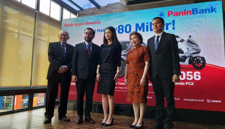 Bidik Dana Murah Rp60 Triliun, Panin Bank Kembali Gelar Panin Super Bonanza - Warta Ekonomi