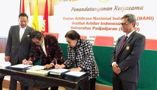 Giat Perkenalkan Arbitrase ke Akademisi, BANI Gandeng Unpad