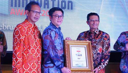 Foto BAF Raih Penghargaan Indonesia Digital Innovation Award 2019
