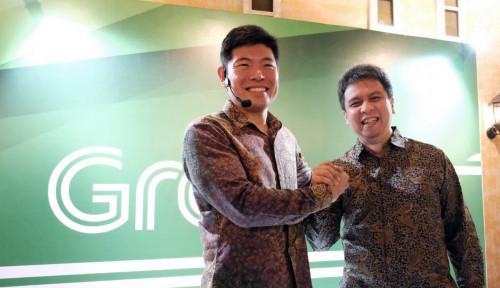 Foto Grab Belum Tutup Seri H Meski Sudah Raup Puluhan Miliar, Kenapa Ya?