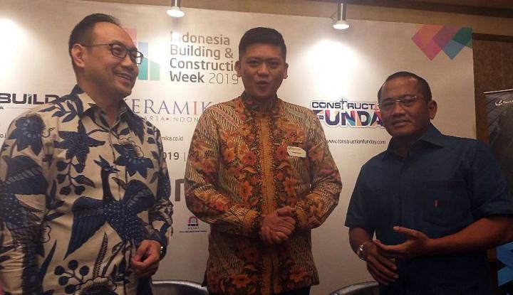 Inovasi Teknologi Infrastruktur Tampil di Indonesia Building & Construction 2019 - Warta Ekonomi