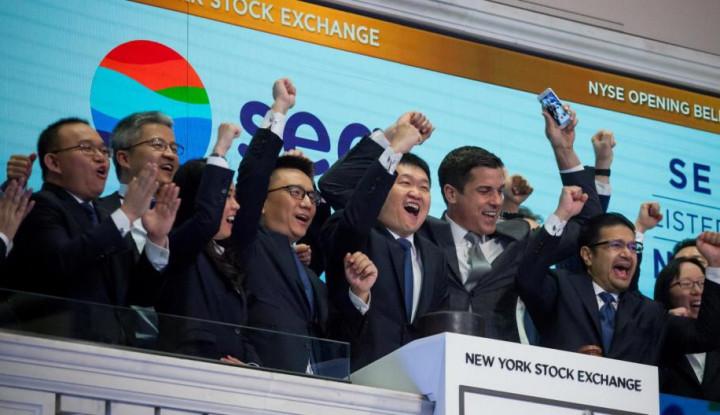 Sea Siap Salip Alibaba di Bisnis E-Commerce Asia Tenggara? - Warta Ekonomi