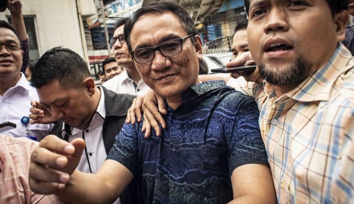 Andi Arief: Jangan Sok Jago! Kita Buktikan SBY atau Amien Rais yang Selamat! - Warta Ekonomi