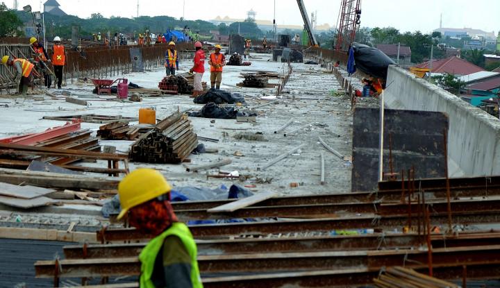 Hutama Karya Lanjutkan Pembangunan Ruas Tol Trans Sumatera - Warta Ekonomi