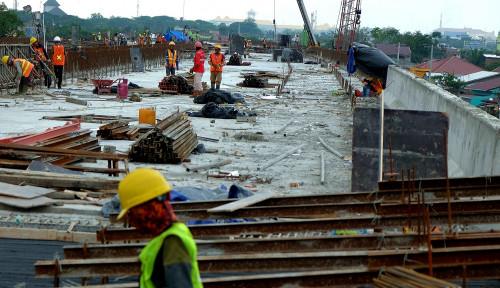 Foto Hutama Karya Lanjutkan Pembangunan Ruas Tol Trans Sumatera