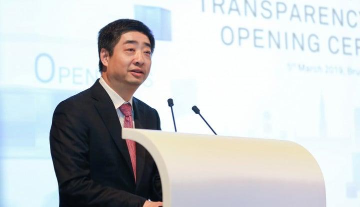 Punya Pusat Transparansi Keamanan Siber di Brussels, Huawei Beberkan 3 Fungsi Utamanya - Warta Ekonomi