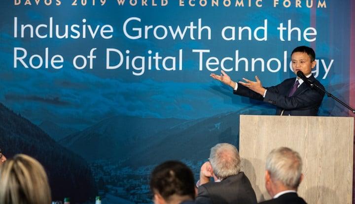 3 Hal Penting yang Diajarkan Jack Ma dalam Bisnis Digital - Warta Ekonomi