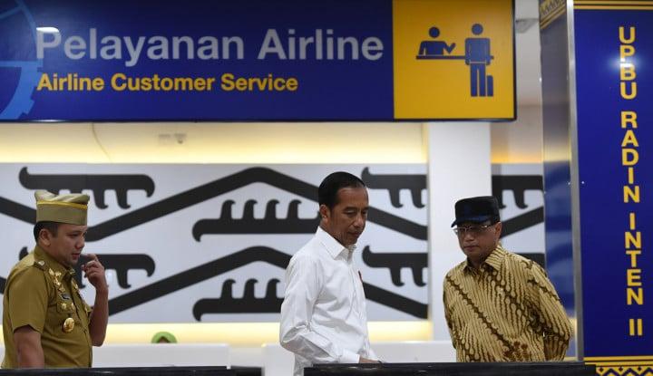 Bandara Kelolaan Angkasa Pura II Bertambah, Ini Daftarnya - Warta Ekonomi