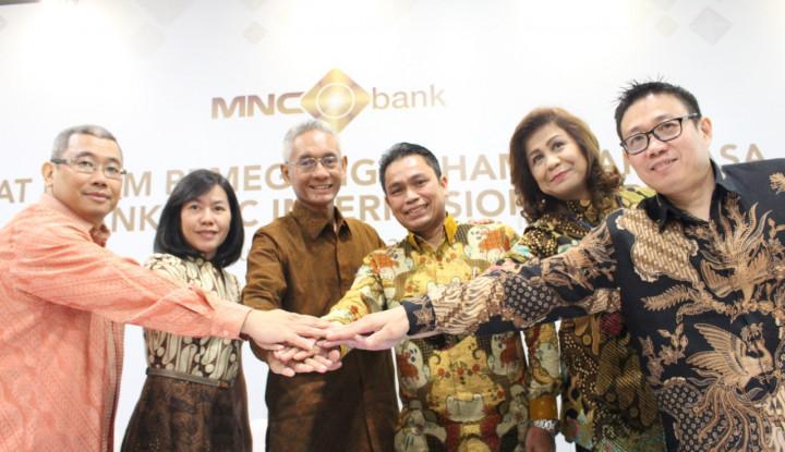 MNC Bank Kantongi Restu untuk Private Placement dan Right Issue - Warta Ekonomi