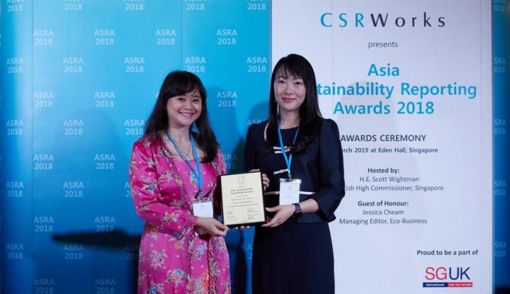 Pertamina EP Asset 4 Cepu Field Sabet Penghargaan ASRA - Warta Ekonomi