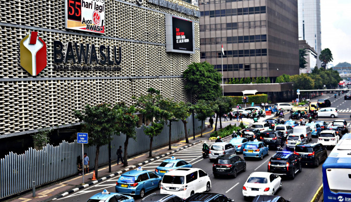 Hari Ini FPI yang Kepung Bawaslu dan KPU - Warta Ekonomi