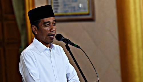 Foto Jokowi Soroti Kemenkeu: Mengapa Belum Rampung?