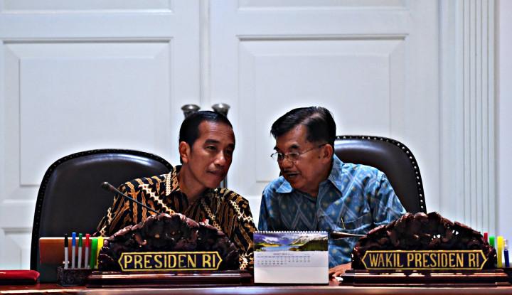 Alasan JK Pilih Jokowi Ketimbang SBY, Awas Kaget!! - Warta Ekonomi