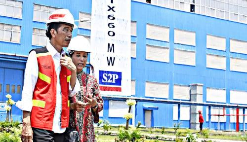 Foto Ke Makassar, Jokowi Bangga dengan MNP