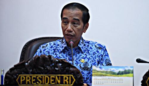Foto Jokowi Ingin Turunkan Pajak Korporasi, Alasannya?