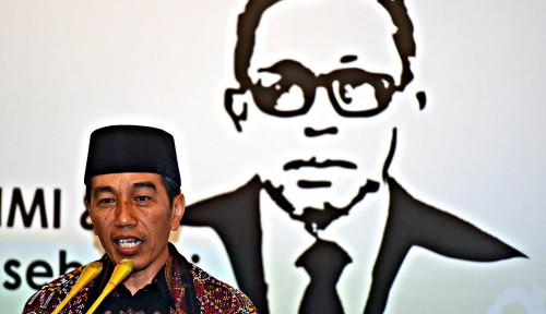 Foto Jokowi: Indonesia Kecam Aksi Kekerasan Seperti Ini