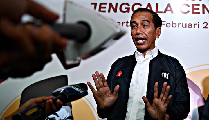 Jokowi: Pemilu Bikin Rugi Besar Kalau. . . - Warta Ekonomi