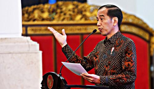 Foto Tegas, Ini Bukti Jokowi Tak Tebang Pilih