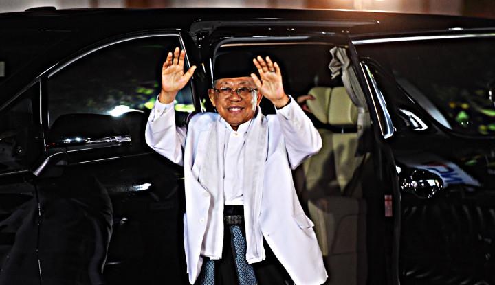 Bebasnya Siti Aisyah, Ma'ruf Bilang Karena... - Warta Ekonomi