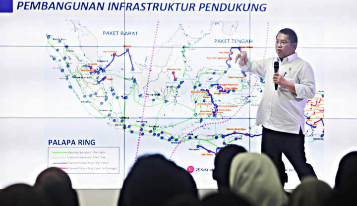 Indonesia Masih Belum Merdeka Sinyal - Warta Ekonomi