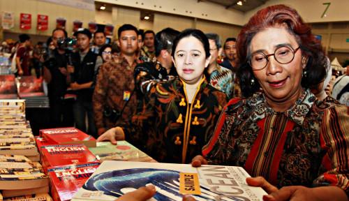 Foto Jadi Calon Kuat Ketua DPR 2019-2024, Posisi Puan Belum Aman