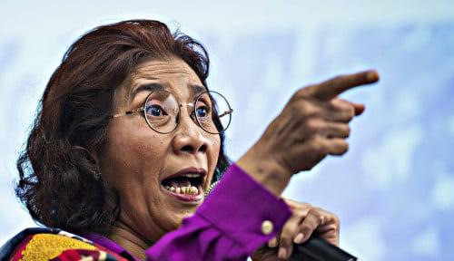Foto Anak Buah Menteri Susi Tangkap Kapal Ikan Asing Berbendera Malaysia