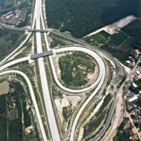 Hutama Karya Target Trans Sumatera 500 Km Beroperasi Akhir 2020
