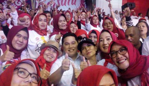 Foto Pengukuhan Megawati jadi Ketum PDIP Dilaksanakan Besok