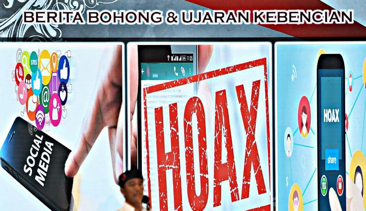 Uwow! Jokowi Minta AMPI Jadi Garda Terdepan Tangkal Hoaks - Warta Ekonomi
