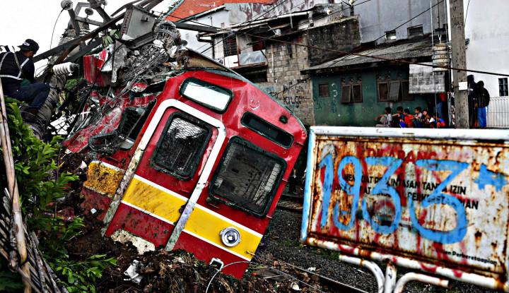 Kementerian BUMN Minta Jalur KRL Jakarta-Bogor Cepat Kembali Normal - Warta Ekonomi