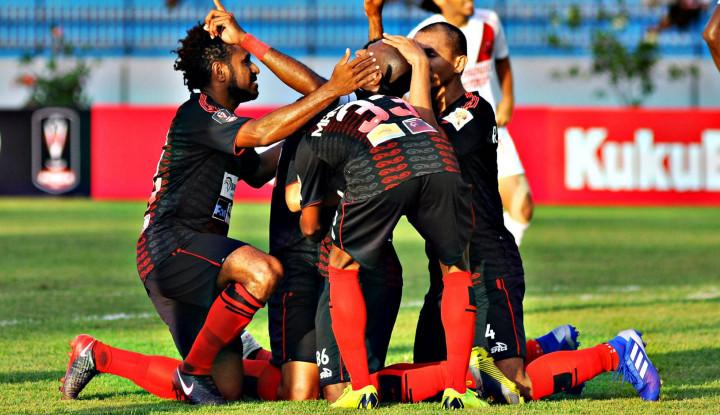 Persipura Jayapura Sukses Kalahkan PSM Makassar 1-0 - Warta Ekonomi