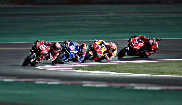 Sadar dengan Semua Risiko yang Ada, MotoGP 2020 Gak Jadi Dibatalkan - Warta Ekonomi