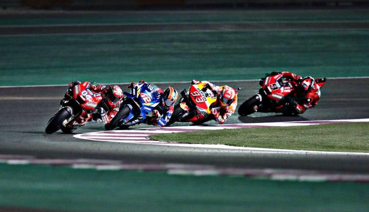 MotoGP di Lombok, Jokowi: Segera - Warta Ekonomi