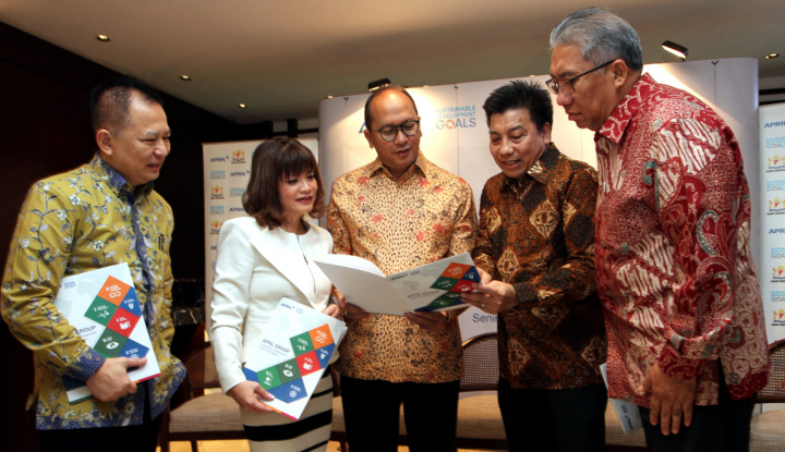 Kadin Ajak Swasta Optimalkan Penerapan SDGs di Indonesia - Warta Ekonomi
