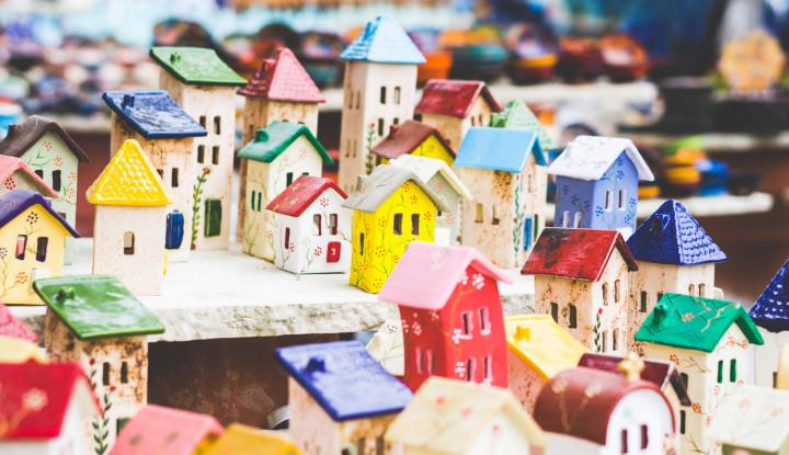 76% Masyarakat Gunakan KPR Saat Membeli Rumah - Warta Ekonomi